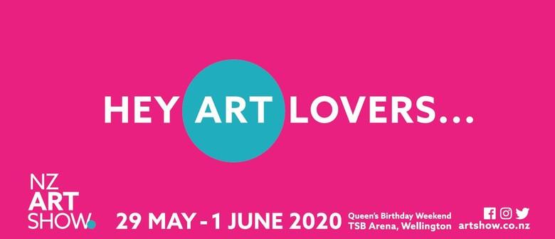 NZ Art Show 2020: CANCELLED