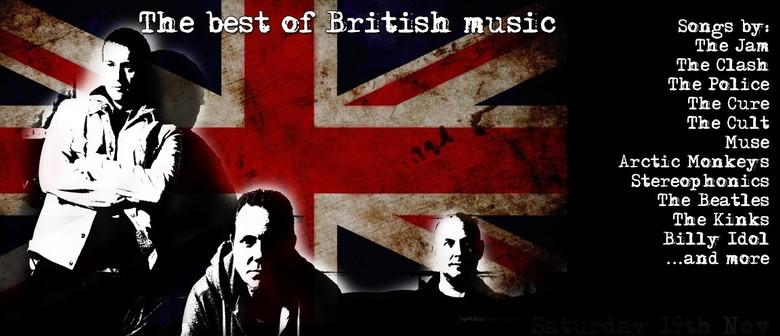 The Underground - Best of British Music: CANCELLED