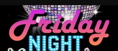 Wapiti Friday Karaoke & DJ Night