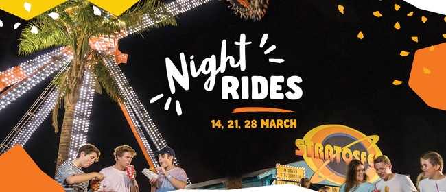 Night Rides: CANCELLED