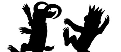 Where the Wild Things Are Shadow Puppets: CANCELLED