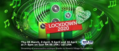 Dance Yourself Happy Lockdown 2020 on East FM