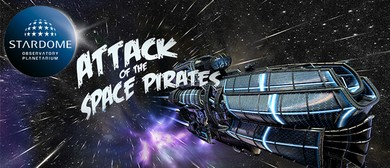 Attack of The Space Pirates - CANCELLED
