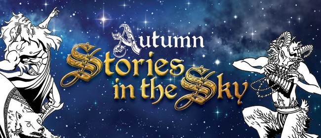 Autumn Stories In the Sky -CANCELLED