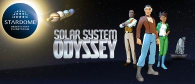 Solar System Odyssey -CANCELLED