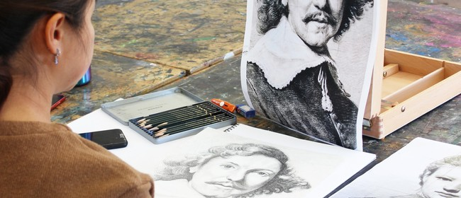 Studio One Toi Tū - Realistic Drawing: CANCELLED