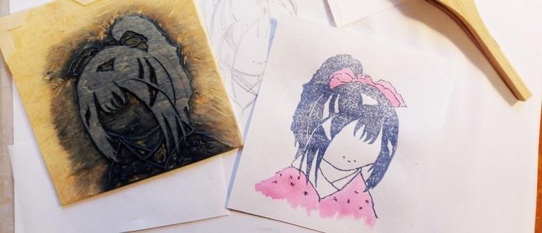 Studio One Toi Tū - Mokuhanga for Manga Artists: CANCELLED