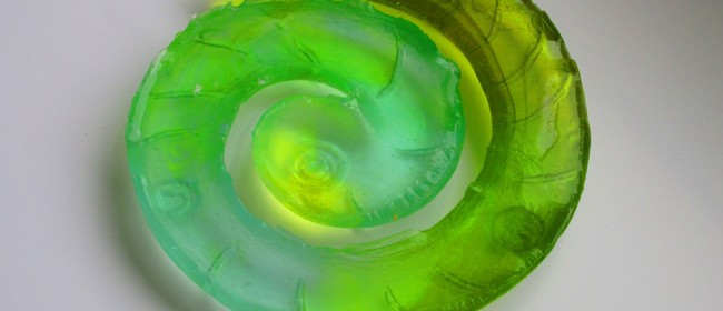 The Art of Cast Glass, Lost Wax Casting