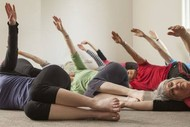 Feldenkrais: Move with Ease Classes