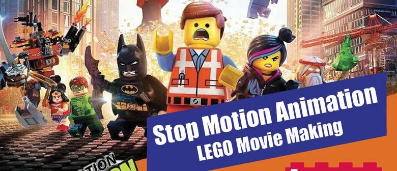 Stop Motion Animation LEGO Movie Making Workshop