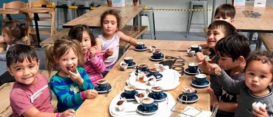 Pre-schooler Trampolining Exclusive Sessions: CANCELLED