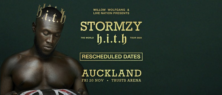 Stormzy - Rescheduled