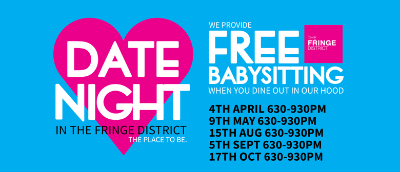 Date Night - Babysitting When You Dine In Our Hood: CANCELLED