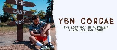 YBN Cordae: CANCELLED