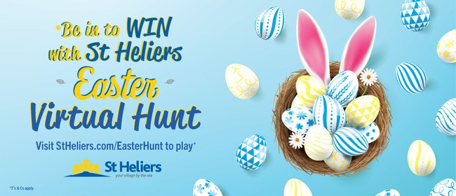 St Heliers Easter Virtual Hunt - Be In to Win