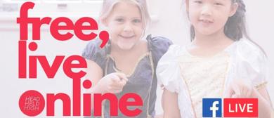 Facebook Live: Kids Speech & Drama, Free Intro