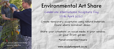 Environmental Art Share - A Virtual Event for your Bubble