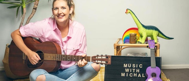 Music With Michal: the Arts Centre Online Edition