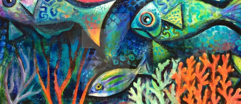 Estuary Youth Art and Ecology Prize  Submissions