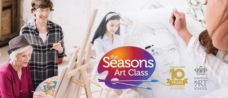 Seasons Art Classes for Beginners: POSTPONED