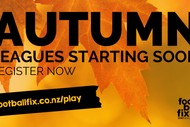 Autumn 5 & 7 A Side Soccer - Football Leagues