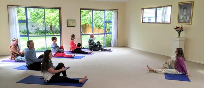 Online SevaLight Yoga Classes