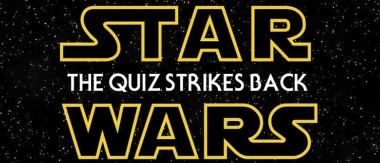 Stars Wars Quiz Fundraiser for EE Sports