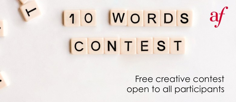 10 Words Contest 2020