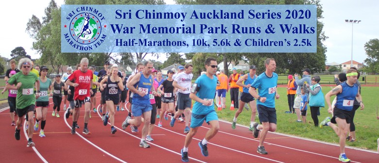 Sri Chinmoy Auckland Series 2020