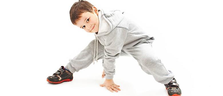 Hip Hop Online Dance Class (Ages 5-7)