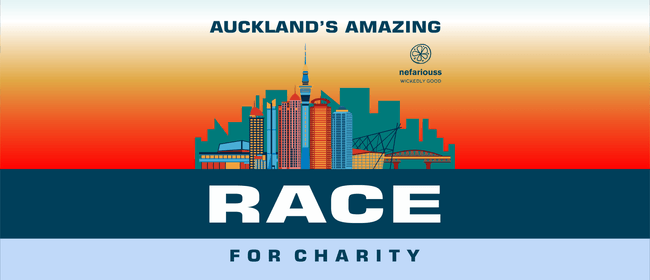 Auckland Amazing Race For Charity: CANCELLED