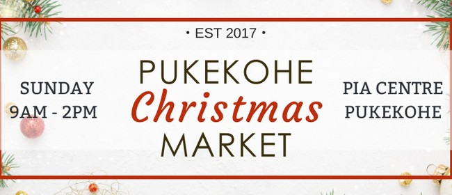 Pukekohe Christmas Market
