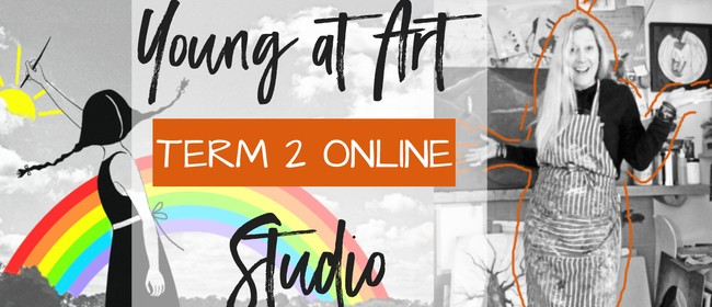 Term 2 Online Art School - Wednesdays