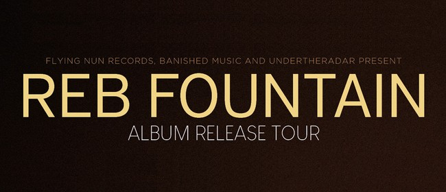 Reb Fountain - Album Release Tour: SOLD OUT