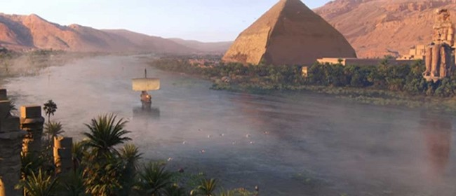 A Journey Up the Nile: A Study of Ancient Egypt