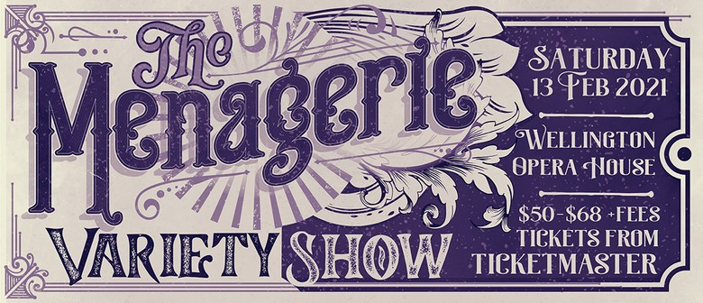 The Menagerie Variety Show