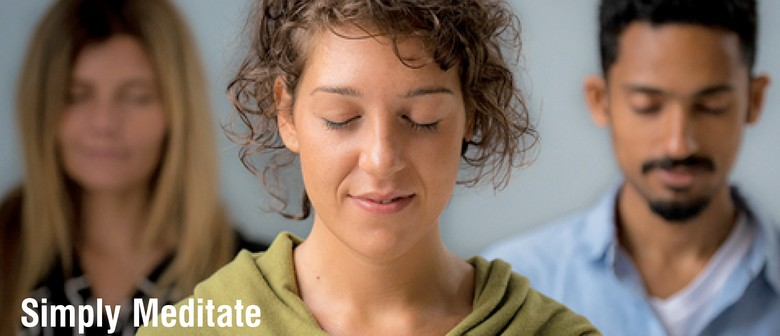 Simply Meditate Classes - Online