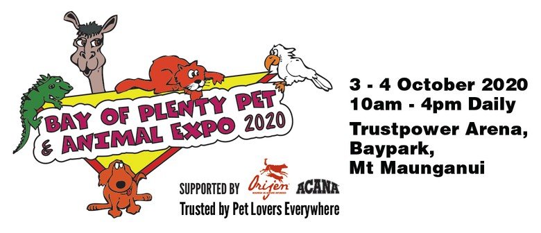 Bay of Plenty Pet & Animal Expo 2020