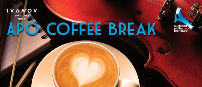 APO Coffee Break: CANCELLED