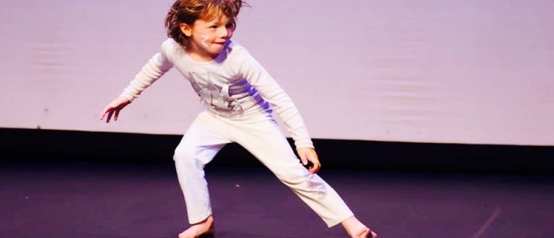 Online Creative Contemporary Dance Class (Ages 5-9)