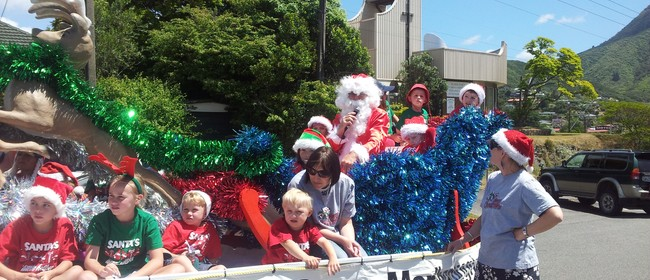 Picton Christmas Parade & Prize Giving Concert