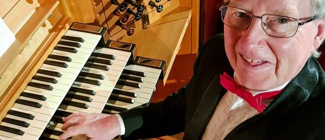 Martin Setchell Town Hall Organ Concert