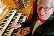 Martin Setchell Town Hall Organ Concert