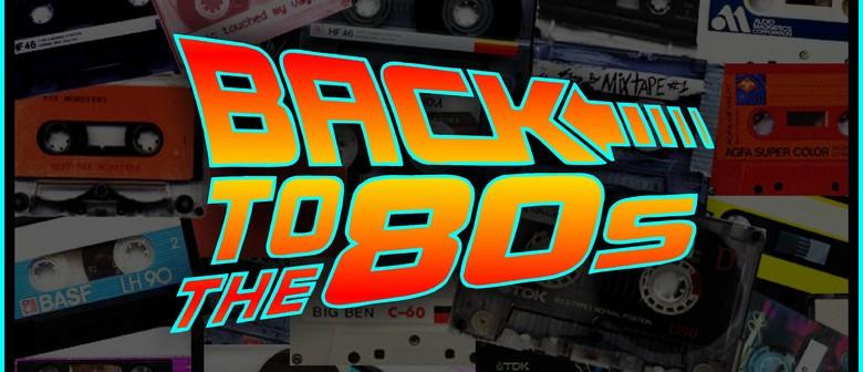 Back to the 80s : Retro Music Livestream