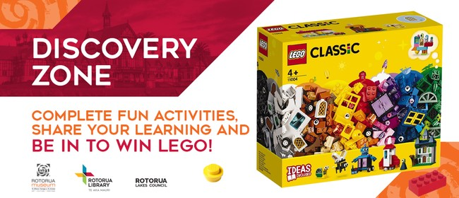 Win with Rotorua Museum Discovery Zone!