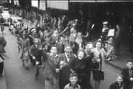 VJ Day in Marlborough 75 years ago