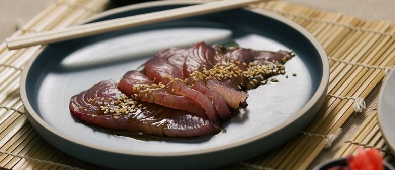 Cooking Class - Taste of Japan