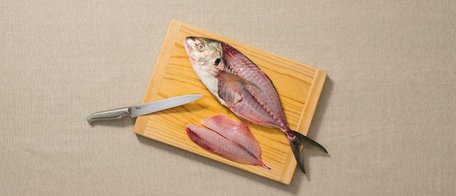 "Cooking  Class - Seafood 101 - ""Filleting and knife skills"""