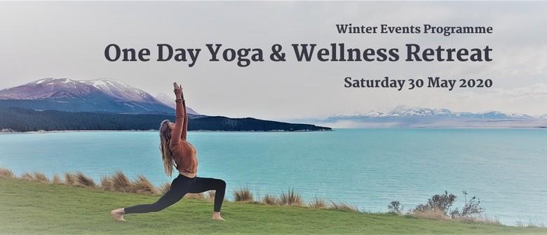 One Day Yoga Wellness Retreat
