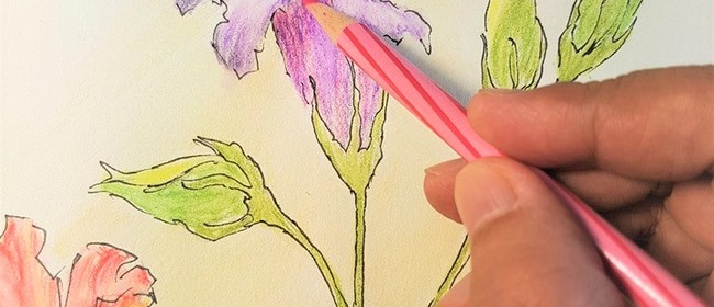 GWA2: Illustration and Watercolour with Ginette Wang